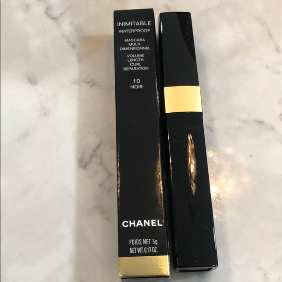 CHANEL Other - Chanel black Authentic mascara new waterproof